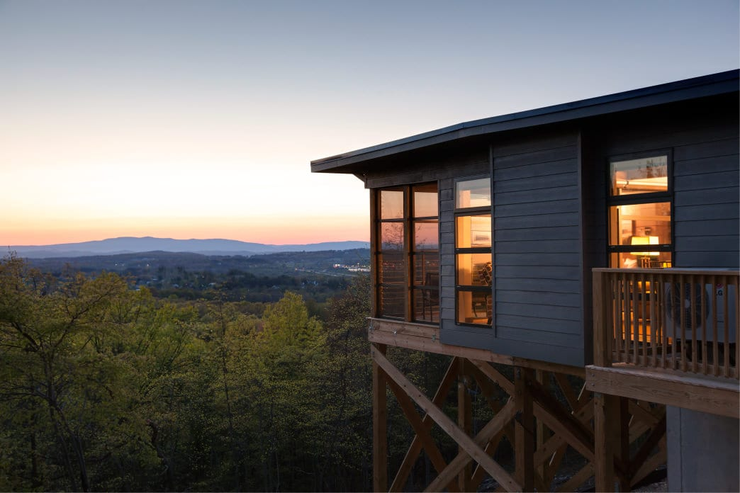 10 Unique Places To Stay The Night In Shenandoah Valley