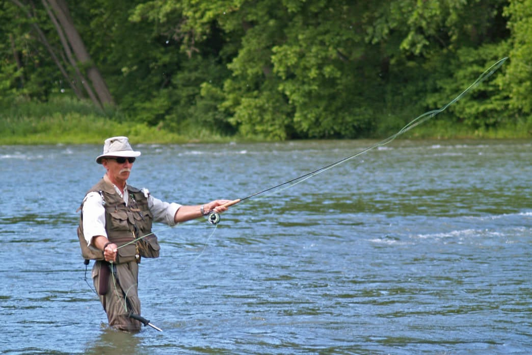 An Angler's Guide to the Best Fishing in the Shenandoah Valley