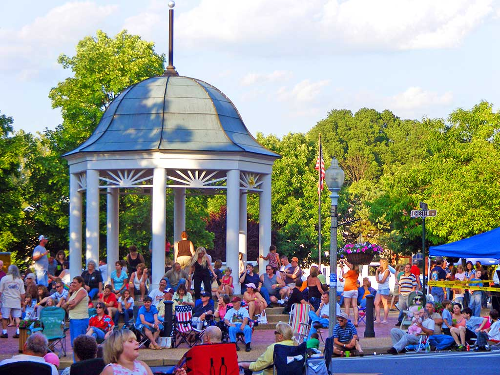 Springtime Events in the Shenandoah Valley of Virginia