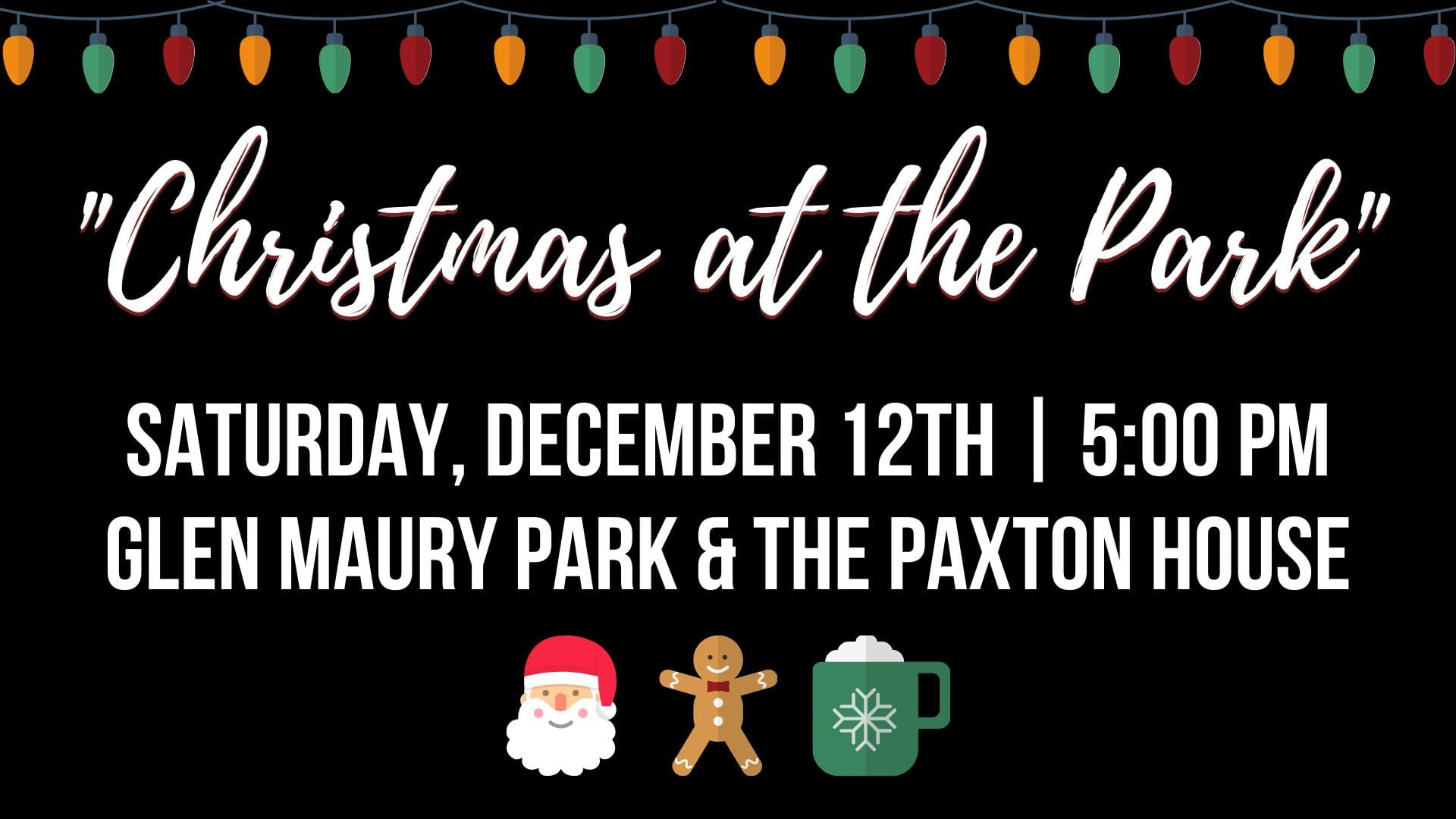 Christmas at the Park