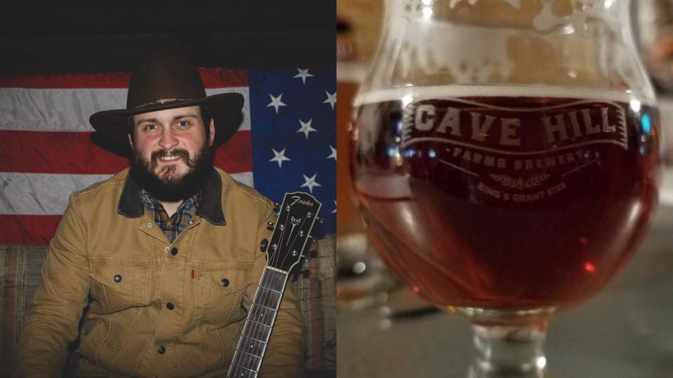 Josh Davidson LIVE at Cave Hill Farms Brewery