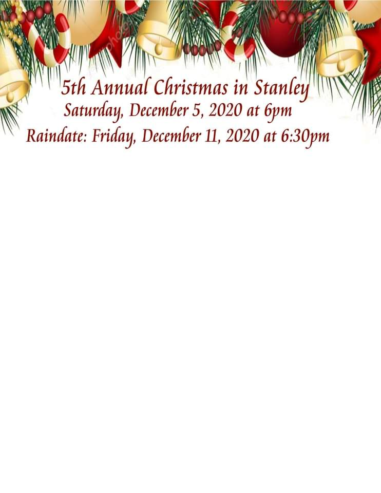 Christmas in Stanley