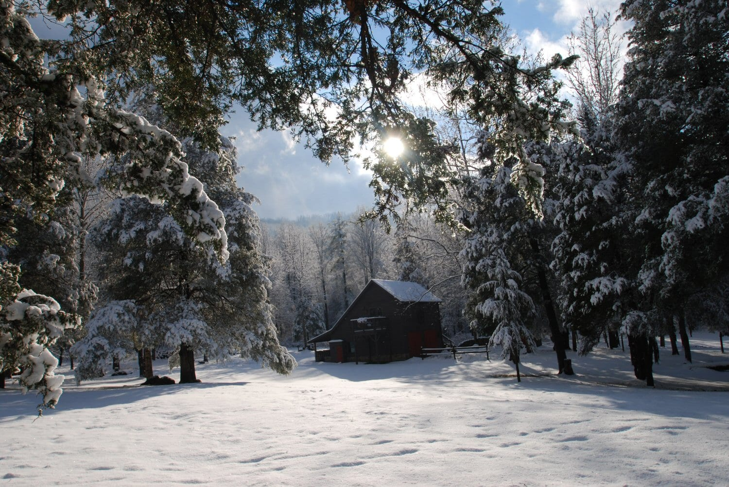 Winter Getaways in the Shenandoah Valley