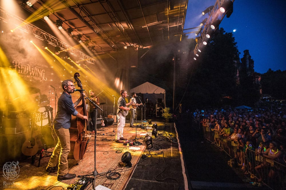 Rock Out(side) in the Shenandoah Valley: Best Live Summer Music