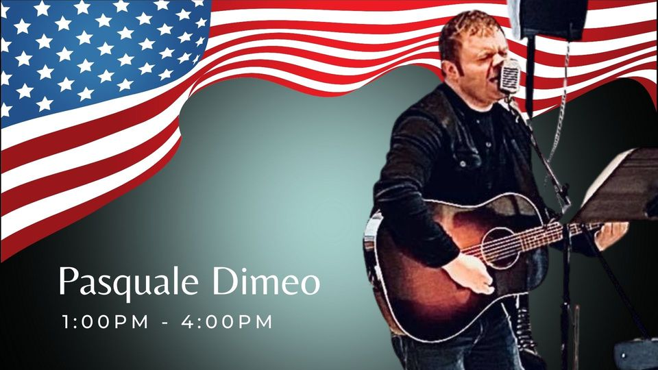 Pasquale Dimeo: Labor Day Weekend Music Series