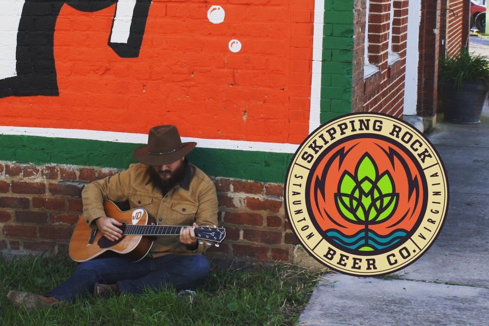 Josh Davidson live at Skipping Rock Beer Co