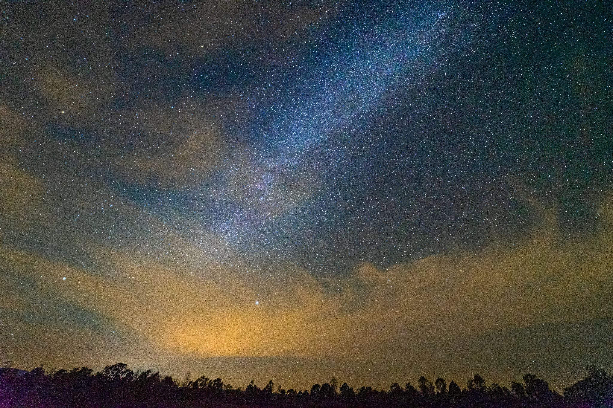 Starry Nights in the Shenandoah Valley